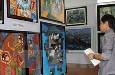 Exhibit celebrates southern art pieces