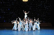 Balanchine ballets in HCM City Opera House