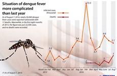 Dengue fever become more complicated