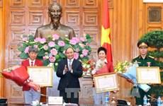 PM congratulates Vietnamese sports delegation