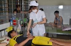 Health officials inspect Da Nang's dengue fever prevention