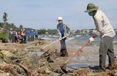 Vietnam protects maritime environment