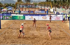 42 countries send athletes to Asian Beach Games