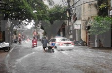 Storm Dianmu causes losses to northern mainland