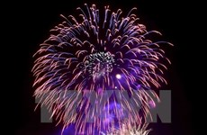 HCM City to mark National Day with firework, art shows