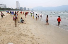Marine environment in four central provinces basically safe