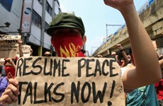 Philippine Government, National Democratic Front start peace talks