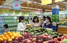 Hanoi's CPI falls slightly in August