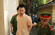 HCM City: man gets death penalty for drug transporting