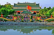 Tran Bien Temple recognised as historical relic