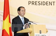 President: Vietnam always welcomes Singaporean investors