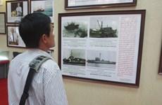 Photos shed light on Truong Sa life