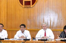 Hanoi to speed up ADB-backed projects