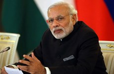 Indian PM's Vietnam visit to push bilateral relations