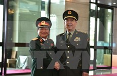 Vietnam, China agree to make defence ties more practical