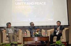 Seminar discusses post-PCA peace, unity in ASEAN