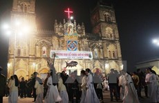 Kon Tum to establish six parishes