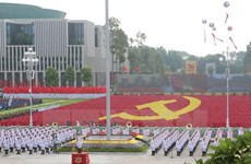 Country leaders congratulate Vietnam's National Day