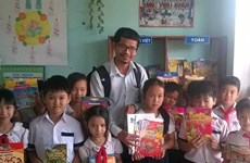 "UNESCO honours ""Books for rural areas of Vietnam"" programme"