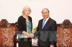 Prime Minister welcomes new Danish Ambassador