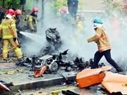 Vietnamese worker dies in fire in Republic of Korea