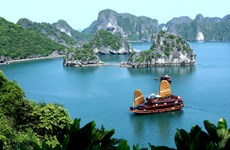 Dining service terminated in Ha Long Bay's caves