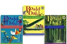 Roald Dahl books inspire Vietnamese kids