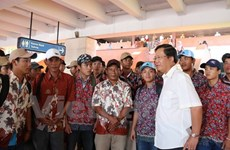 Indonesia to return over 200 Vietnamese fishermen