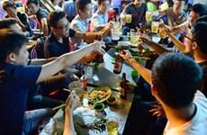 Survey looks at alcohol consumption in Vietnam