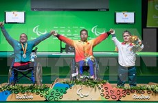Prime Minister commends Paralympics 2016 athletes