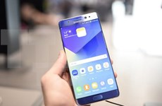 Samsung Galaxy Note 7 banned on planes