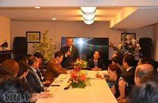 Vietnamese in Canada urged to contribute more to homeland