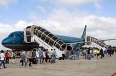 Vietnam Airlines adjusts flight schedules to Taiwan due to Meranti