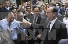 French media highlight Vietnam's economic development