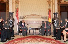 HCM City hopes to forge closer ties with Singapore
