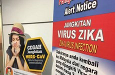 Malaysia reports two more Zika cases