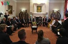 Vietnam, US officials share religious information