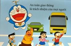 Best traffic safety slogans awarded in Hanoi