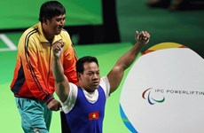 Paralympian powerlifter to receive free AirAsia flights for life