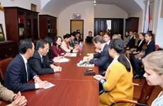 HCM Institute – bridge of Vietnam-Russia relationship