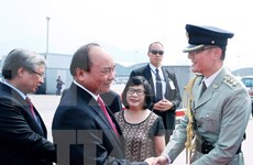 PM Nguyen Xuan Phuc finishes tour of China