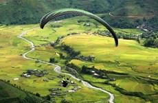 Paragliding festival kicks off in Yen Bai