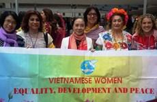 Vietnam joins women's int'l democratic federation congress