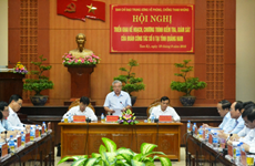 Committee inspects Quang Nam's anti-corruption