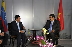 Vietnam eyes stronger multifaceted cooperation with Venezuela, Iraq