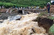 Vietnam builds maps to warn of natural calamilties