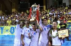 Hanoi T&T triumph over V.League 2016