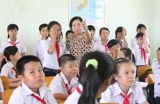 Children in Ba Ria–Vung Tau, Thai Nguyen receive support