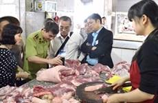 Food safety management ineffective