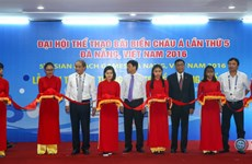 ABG 5 Int'l media centre opens